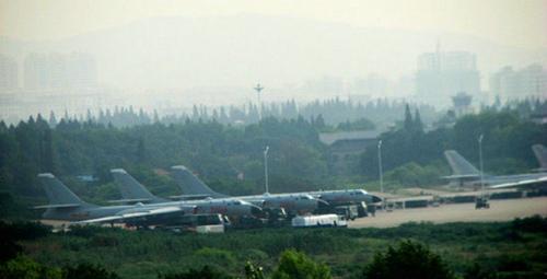 轟-6K轟炸機群