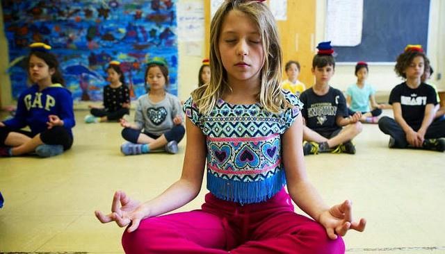多倫多中小學將靜坐放入課程