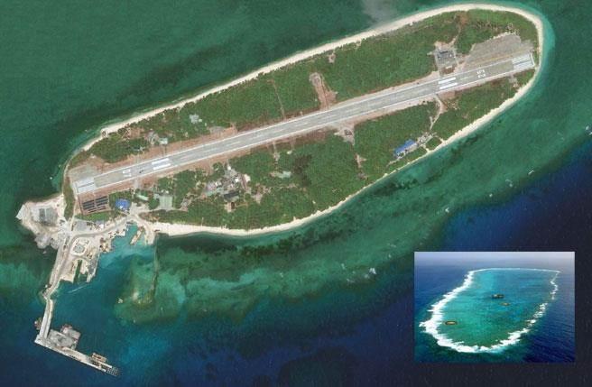 太平島是礁!?