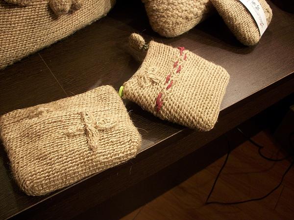 大媽手工編織系列商品