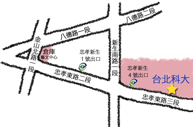 旅遊節MAP