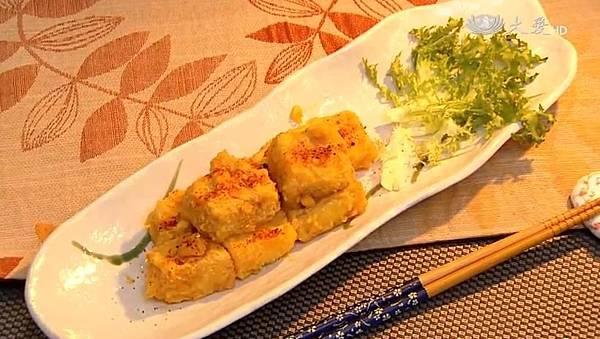 金莎芙蓉豆腐