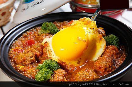 摩洛哥番茄牛肉丸塔吉2