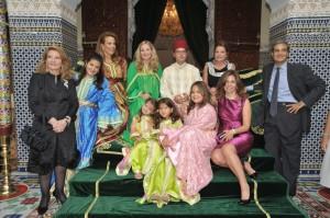 摩洛哥王室