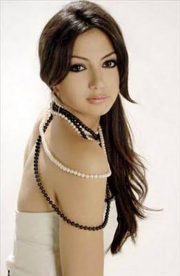 Morocco model Imane