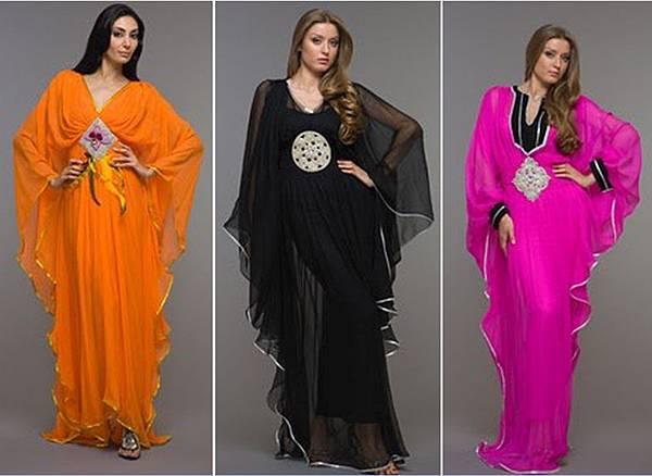 premium jubah dress kaftan