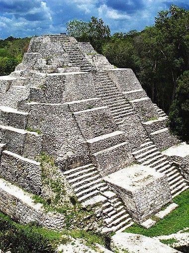 馬雅文化遺跡