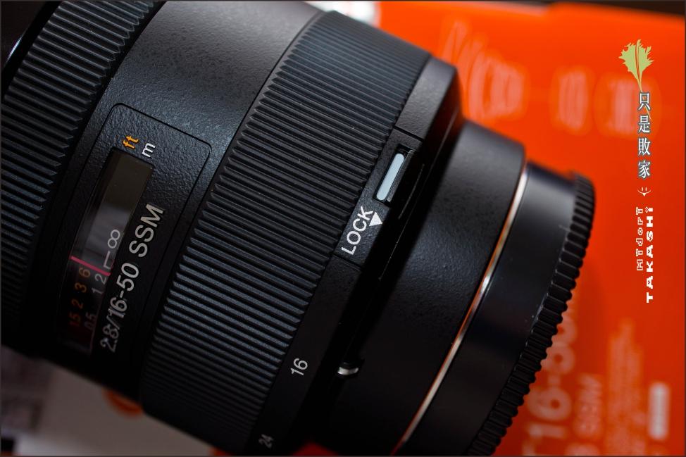 開箱-Sony DT1650。LA-EA2-15.jpg