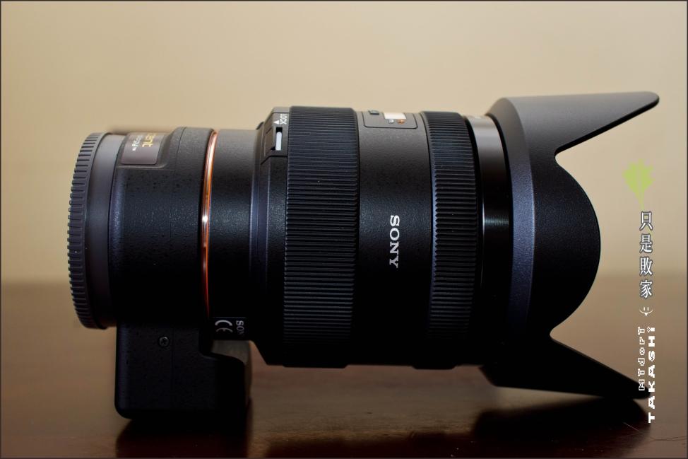 開箱-Sony DT1650。LA-EA2-33.jpg
