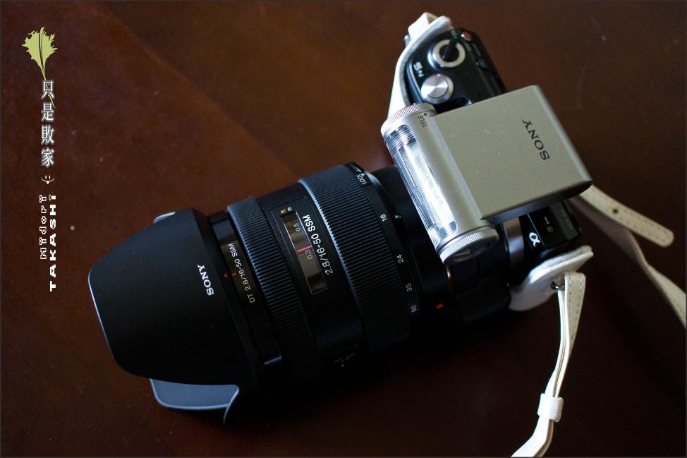 開箱-Sony DT1650。LA-EA2-36.jpg