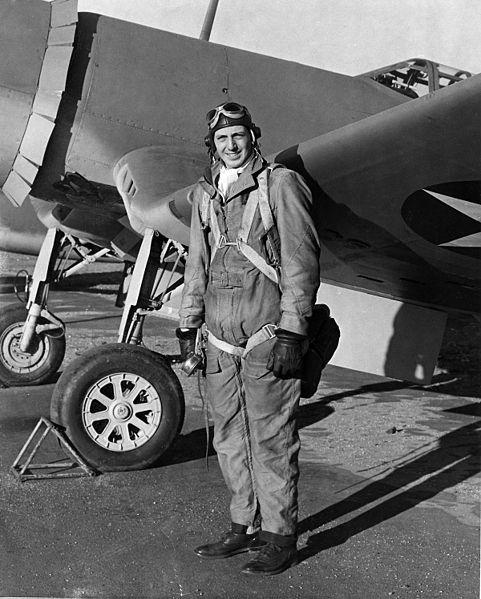 481px-Boone_Guyton_1943_with_F4U-1