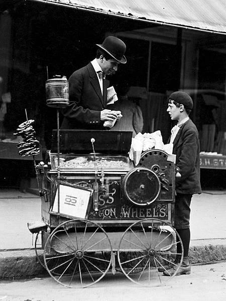 Joseph-Severio-peanut-vender-11-years-of-age.-Been-pushing-cart-2-years-May-1910