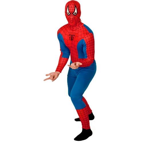 有點微妙的蜘蛛人...