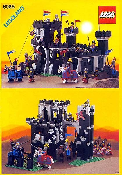 1988 Black Monarch's Castle