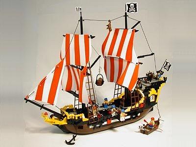 還是海盜船