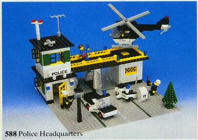 1977 Police Headquarters