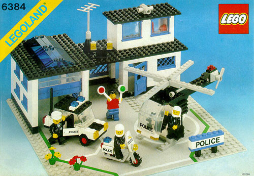 1983 Police Station