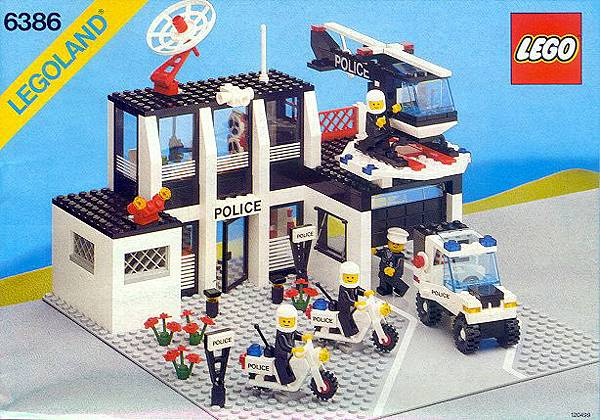 1986 Police Command Base