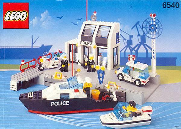 1991 Pier Police