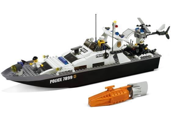2006 Police Boat