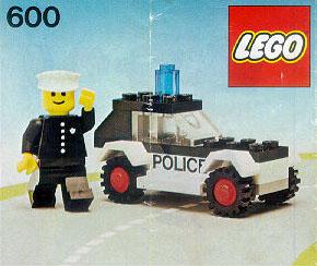 1978 Police car