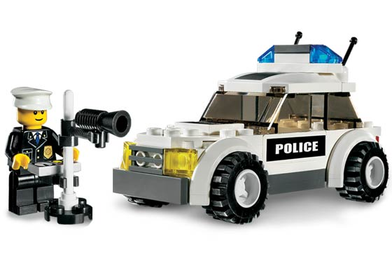 2005 Police Car