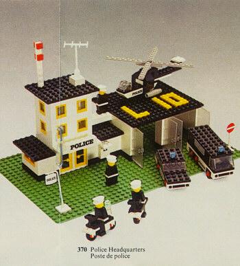 1976 Police Headquarters