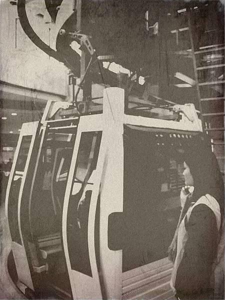 世界第一台高空纜車!?