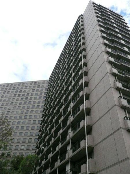 日本住宅大廈 很有特色喔