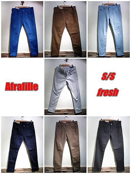 色褲28~34(7色)
