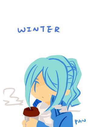 風丸&冬天