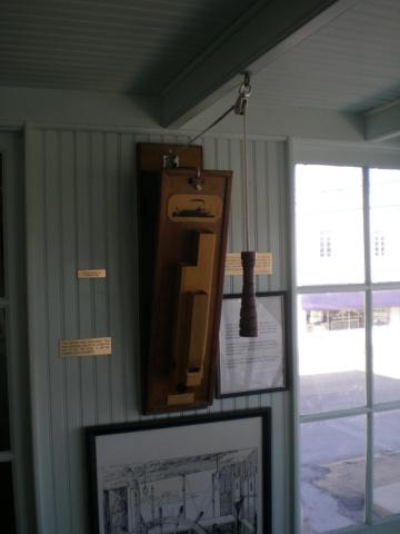 馬克吐溫博物館船艙4.jpg