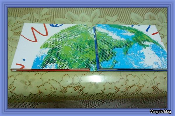 SMAP 2010 專輯,以地球為主題