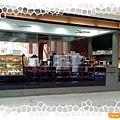 中山大學行政大樓廣場-威爾希斯咖啡側面
