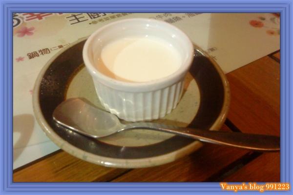 991223 普普的風之甜品-杏仁凍