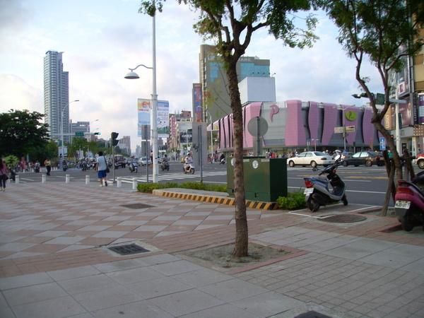 中山二路街景