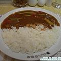 蕃茄蘆荀咖哩飯
