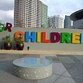 七樓室外兒童遊玩區