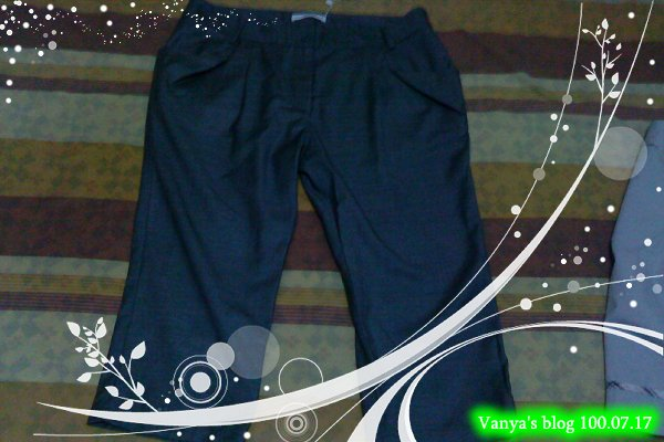 高雄大統和平店-七分褲,輕薄舒適