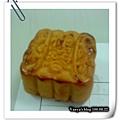 高雄福華的手工月餅,蓮蓉口味,送公司一盒試吃