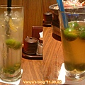 高雄和民-附餐飲品,小雞的金桔柚子茶,穎的金桔綠茶去冰