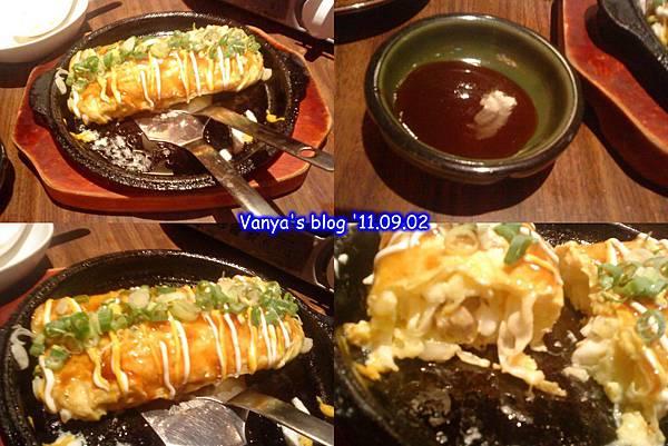 高雄和民-豚平燒,與大阪醬