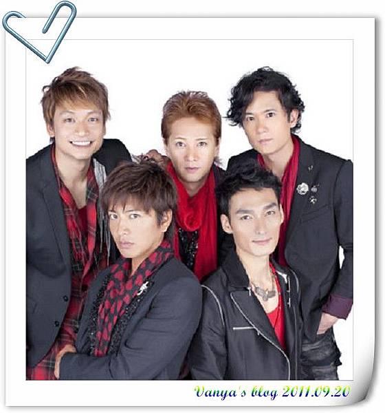 SMAPin北京演唱會-官方宣傳海報