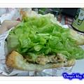 高雄 always a+ 丹麥燻雞三明治