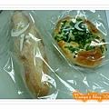 高雄吳寶春麵包-蔥麵包和法式奶油