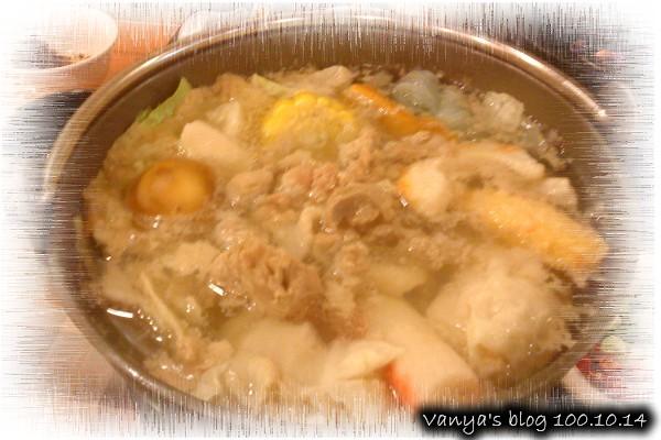 高雄娥點子-豬肉火鍋,139元