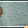 Ray雜誌附贈小筆記-橫式線條