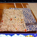 100年度生日禮之阿哞篇-紙提袋,包裝好可愛喲~~~
