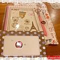 100年度生日禮之阿哞篇-懶懶熊的帆布日誌和手帳專用筆,大心!