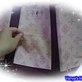 日雜Spring 10月號贈品-提袋背面